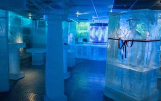 Magic Ice-Bar Oslo teaser