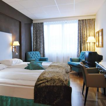 Clarion Collection Hotel Bastion Oslo Zimmerbeispiel