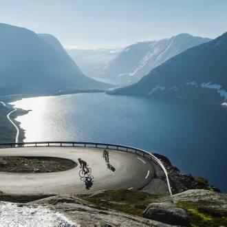 Blick auf den Geirangerfjord. Mattias Fredriksson / visitnorway.com