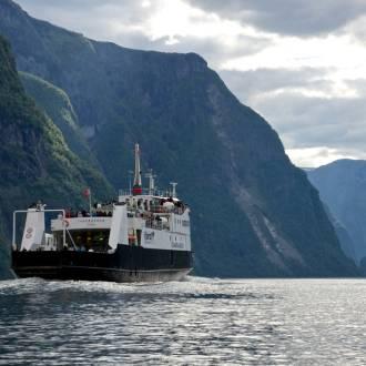 Nærøyfjord. Øyvind Heen - Visitnorway.com
