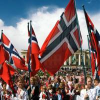 17. Mai-Feier in Oslo. Nancy Bundt / visitnorway.com