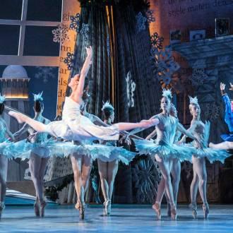 Szene aus dem ballett